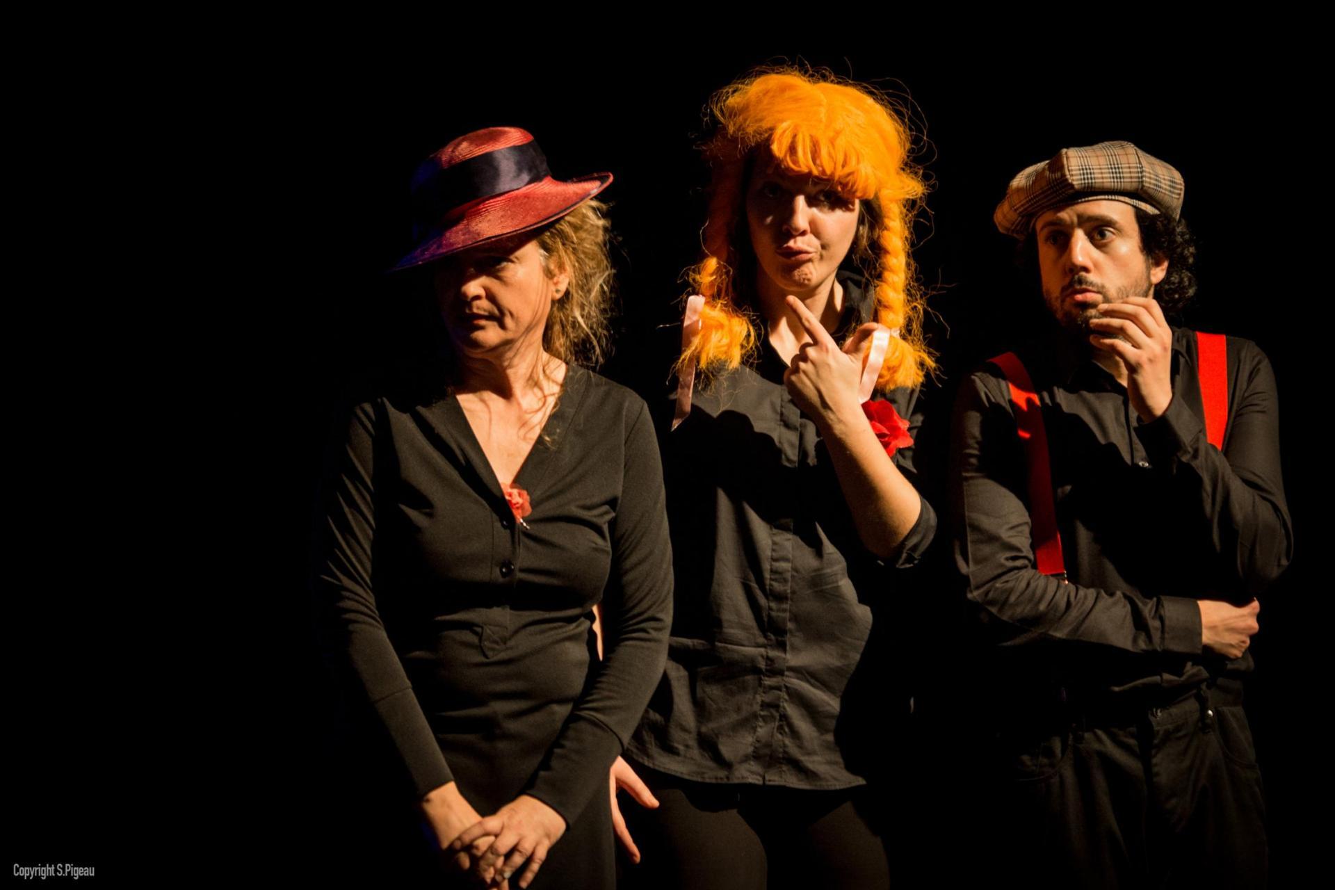 Théâtre d'ImprÔ pour les MarmÔts