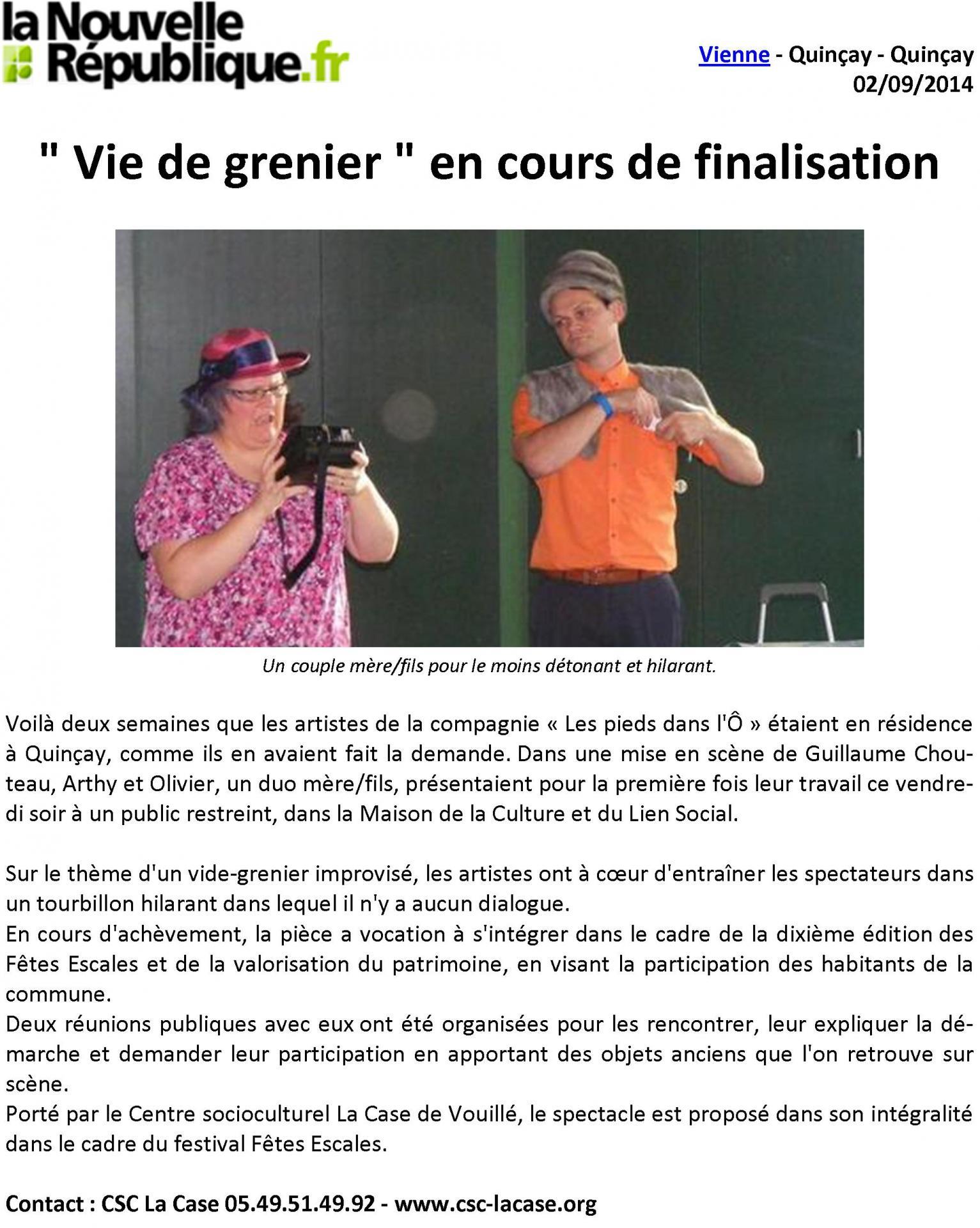 2014-09-02 - Vie de Grenier NR
