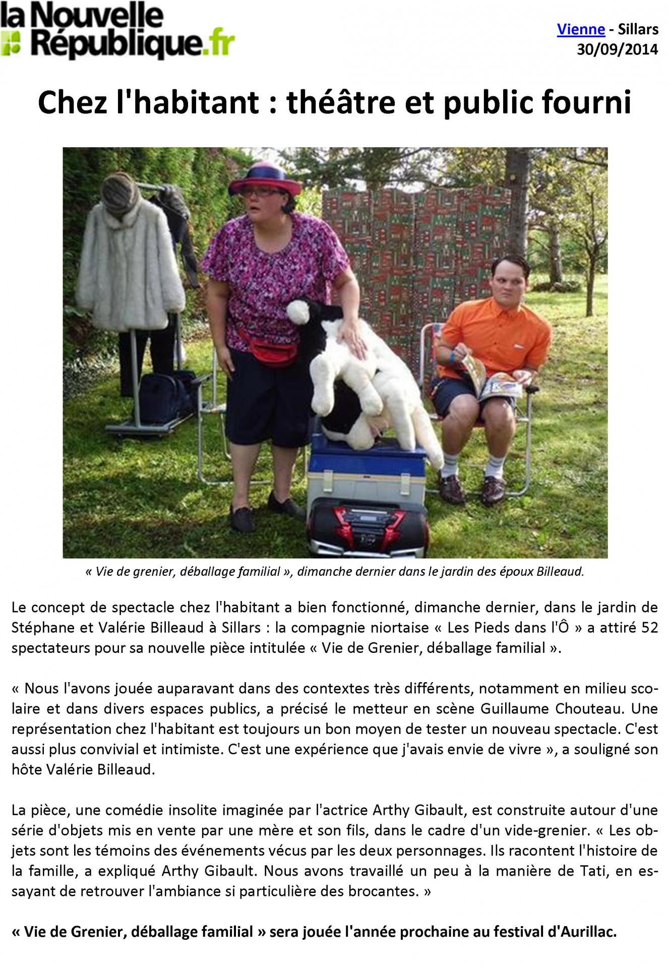 2014-09-30 - Vie de Grenier - NR