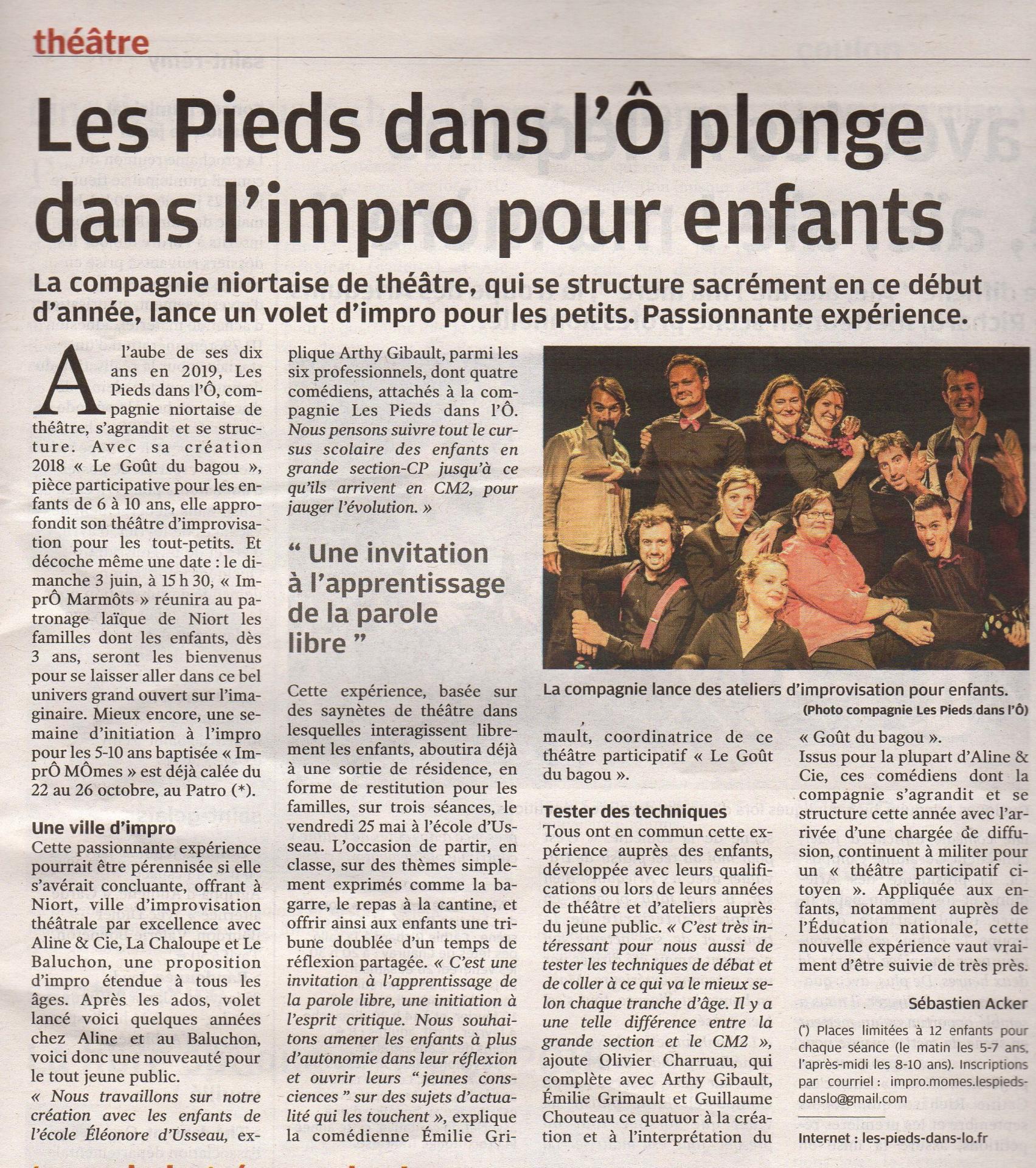 La presse - 24-01-2018