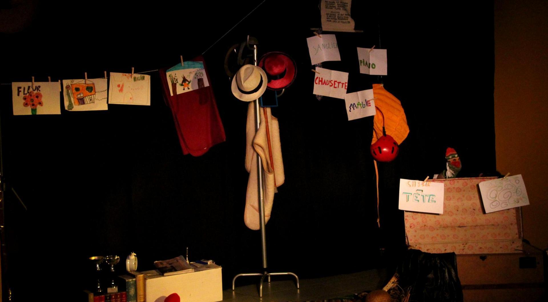 DrÔles d'Histoires : Théâtre et Improvisation pour les Enfants