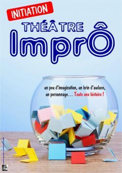 Initiation theatre impro