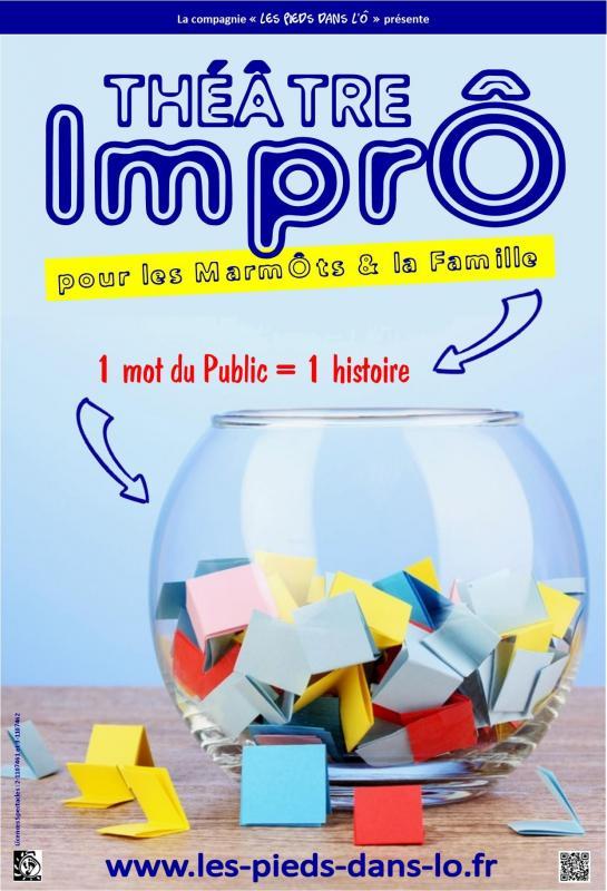 Theatre d impro marmots 2020